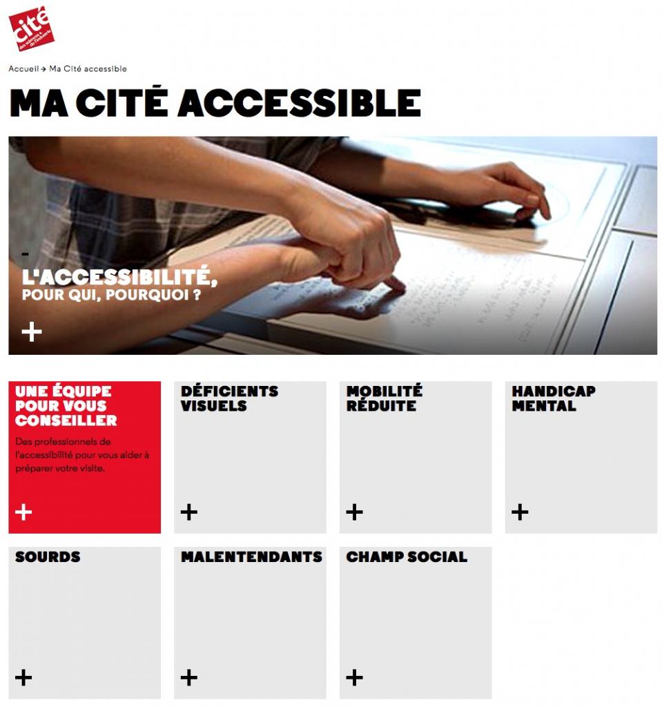 Cité accessible