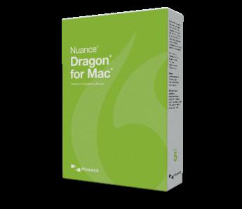 Dragon pour Mac